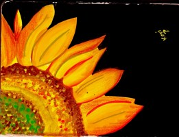 Sunflower-Painitng